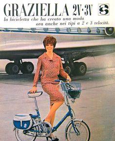 Bicicletta Graziella, 1964