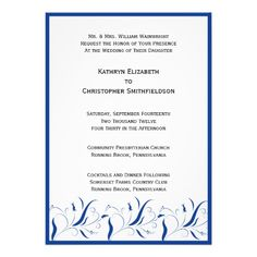 Review1227 Classic Royal Blue Wedding InvitationYes I can say you are on right site we just collected best shopping store that have