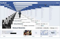 Facebook Timeline Designs That Will Blow You Away Pics