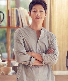 Korean Celebrities, Korean Actors, Celebs, Descendants, Song Joong Ki Cute, Soon Joong Ki, Decendants Of The Sun, Kdrama, Sun Song