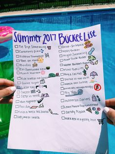 Summer Bucket List 2019 Source by SummerBucketListNew Summer Bucket List For Teens, Summer Fun List, Summer Goals, Summer Baby, Summer Time, Summer Dream, Summer Things, Kunstjournal Inspiration, Bullet Journal Inspiration