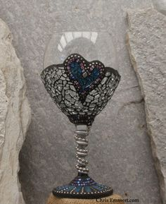 Mosaic Art Glass - Rocks | Flickr - Photo Sharing!