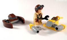 9509 LEGO Star Wars Advent Calendar 2012 - www.hothbricks.com