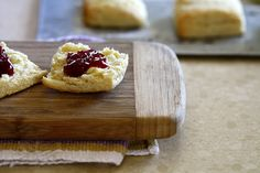 Dad's Buttermilk Biscuits by joy the baker, via Flickr