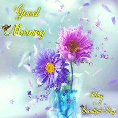 Do you know what is the Magic of A Good Morning Quotes? Each & Every Morning without a good morning wishes to your loved ones is like you met them without talking. Good Morning Beautiful Quotes, Good Day Quotes, Morning Quotes For Him, Morning Greetings Quotes, Have A Beautiful Day, Good Morning Sister, Good Morning Love, Morning Wish, Good Morning Flowers Gif