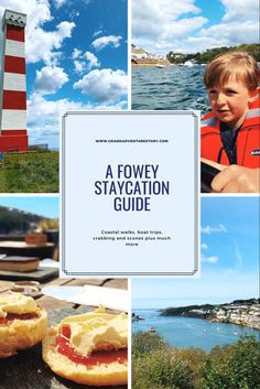 Plan the perfect staycation in Fowey, Cornwall with this guide of things to do, where to eat and where to stay. Fowey Cornwall, Devon And Cornwall, Cornwall England, Visit Wales, Visit Uk, Traditional Fish And Chips, Lost Gardens Of Heligan, Cornwall Beaches, Boat Rental