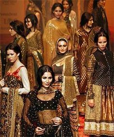 An Indian designer's collection