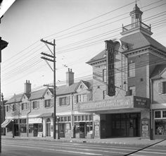Uptown Theatre, Louisville, Kentucky, circa 1929. :: R. G. Potter Collection TODAY: Q'doba @ Eastern Pkwy