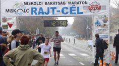 Lefutni a maraton-t