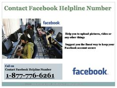 For  better response from Facebook  ring up   the #Facebook  #Help #Number 1-877-776-6261
