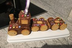 Food Decoration, Baby Birthday, Party Time, Fondant, Waffles, French Toast, Food And Drink, Cheese, Breakfast