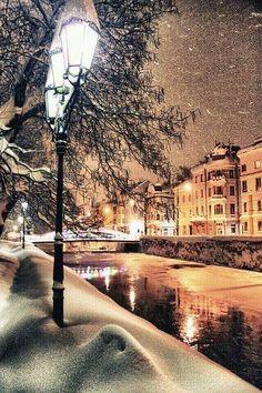 let it snow...winter in Sarajevo ~ Bosnia and Herzegovina