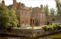 Groombridge Place in Kent - Longbourn - Pride and Prejudice (2005)