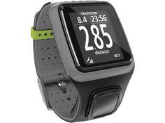 The TomTom Runner GPS Watch (Grey)