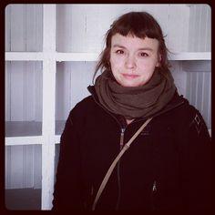 Hanneriina Moisseinen on tämän vuoden Annikin runofestivaalitaiteilija. Lue lisää: http://www.annikinkatu.net/runofestivaali/esiintyjat-2015/hanneriina-moisseinen.htm