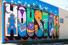 Greetings from Houston by Daniel Anguilu | Houston Texas Graffiti 2014-003…