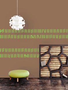 Pencil Pattern Wall art South Africa Stickart