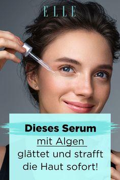 Anti-Aging durch Algen-Extrakte: Dieses Pflege-Serum ist die Beauty-Innovation für schöne Haut #haut #skin #serum #hautpflege Beauty Trends, Serum, Anti Aging, Innovation, Makeup, Smooth Skin, Eye Circles, Seaweed, Oily Skin