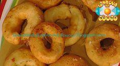 Ciambelle di patate salate ricetta Anna Moroni