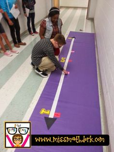MissMathDork: middle school math made FUN!: Loved that Lesson: Fractional reasoning on a number line! 3rd Grade Fractions, Teaching Fractions, Fifth Grade Math, Math Fractions, Teaching Math, Fourth Grade, Equivalent Fractions, Multiplication Apps, Enterprise Application Integration