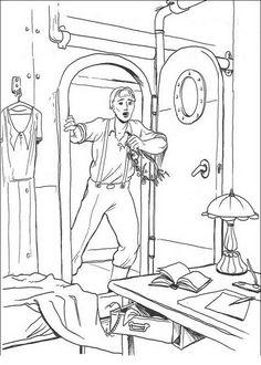 King Kong Tegninger til Farvelægning. Printbare Farvelægning for børn. Tegninger til udskriv og farve nº 5