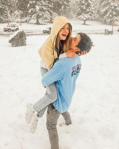 we found SNOW!!! - Annie Camp - #Annie #Camp #snow #couplegoalsrelationships