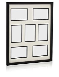 7 Aperture Photo Frame | M&S