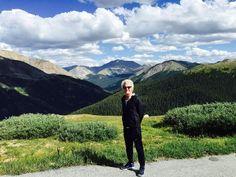 Kevin in Aspen Colorado (em) Reo Speedwagon, Aspen Colorado, Mountains, Nature, Travel, Naturaleza, Viajes, Destinations, Traveling