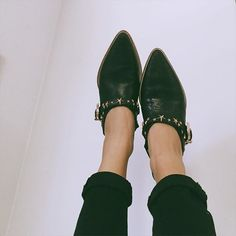 When you fall in love with a pair of shoes... || Get the shoes: http://www.nastygal.com/shoes?utm_source=pinterest&utm_medium=smm&utm_term=omg_shoes&utm_campaign=editorial