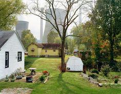 Mitch Epstein Amos Coal Power Plant, Raymond City, West Virginia 2004