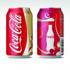 Canettes Coca-Cola ramdan