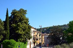 Vista dalle camere doppie/ View from the double bedrooms Le Flaneur Bed and Breakfast Verona
