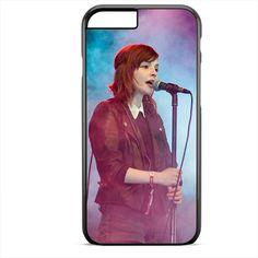 Beautiful Lauren Mayberry TATUM-1652 Apple Phonecase Cover For Iphone SE Case