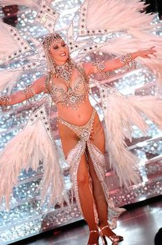 images of vegas showgirls - Google Search