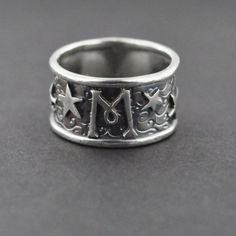 Morgenstern ring from the mortal instruments