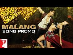 "Experience the most spectacular song promo of 'Malang' from the most awaited movie of the year ""Dhoom3""  - Aamir Khan 
