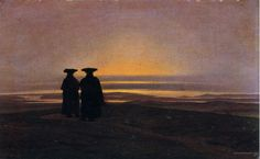 Caspar David Friedrich Paintings HD Wallpaper