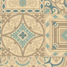 27 meilleures images du tableau lino | Carreaux ciment, Sol vinyle et Vinyle carreaux de ciment