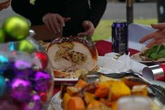 FA Family Recipes: Christmas Turkey with all the trimmings, Stuffings and Relishes