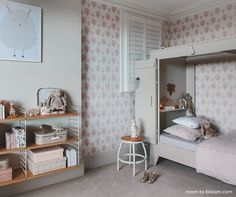 Charming Girl's Room - Petit & Small