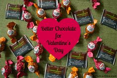 Valentine's Day Guide to Better Chocolate | Mindful Momma