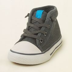 baby boy - shoes - color pop mid-top sneaker | Children's Clothing | Kids Clothes | The Children's Place