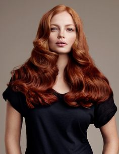 We love redheads! Embrace and enhance your natural hair colour with a rich ombre. Just add bouncy waves for the ultimate glamorous hair look. Sherlock Holmes Short Stories, Adventures Of Sherlock Holmes, Red Headed League, Shades Of Red, 50 Shades, Glamorous Hair, Natural Hair Styles, Long Hair Styles, Hottest Redheads