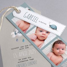 Geburtskarten - BN42-021