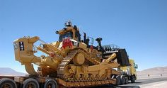 Caterpillar Bulldozer D11 by Billy Lance