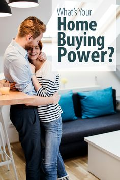 "Are you in the market for a new home? Do you know what your buying power is? When you know your purchasing potential, you'll be able to view properties that meet your requirements and your monthly budget. Contact us for our latest report, ""What's Your Home Buying Power?""  www.866TEAM.com"