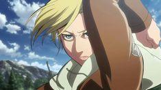 All Anime, Manga Anime, Anime Oc, Female Characters, Anime Characters, Female Titan, Annie Leonhart, Minor Character, Enola Holmes