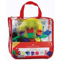 Faber-Castell Young Artist Textured Painting Set