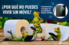 Sorteo de un smartphone Neffos C5 Max de tp-link con MuyComputer #sorteo #concurso http://sorteosconcursos.es/2016/09/sorteo-smartphone-neffos-c5-max/