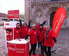 Adecco - Way to work 2014 - Poitiers